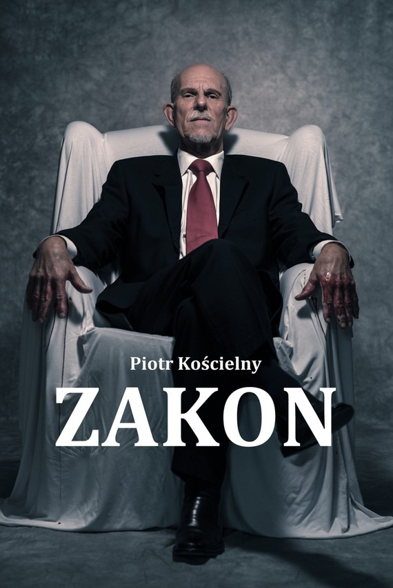 okładka Zakon, Ebook | Piotr Kościelny