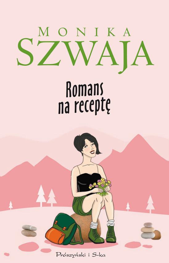 okładka Romans na receptęebook | epub, mobi | Monika Szwaja