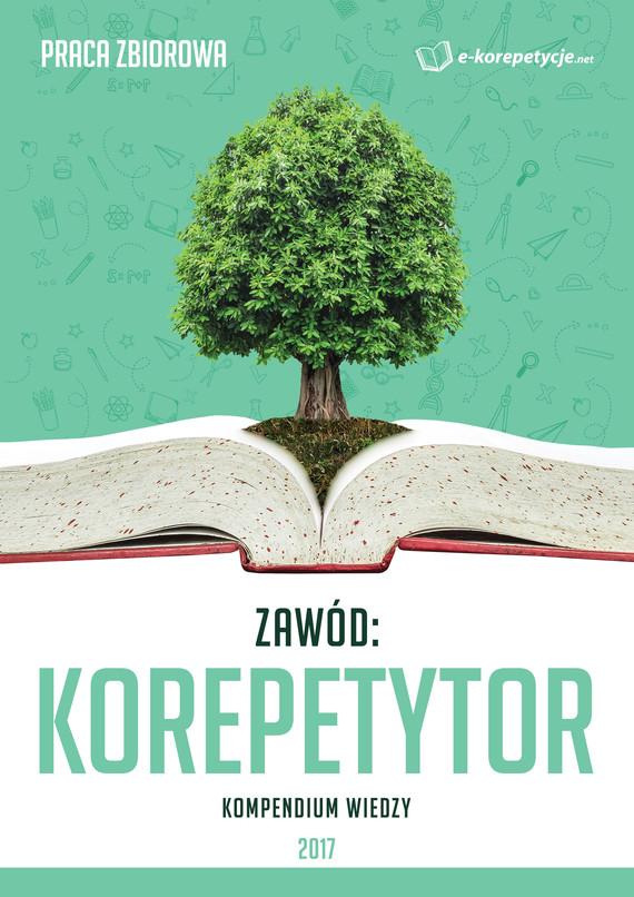 okładka Zawód korepetytorebook   epub, mobi   Autor Zbiorowy
