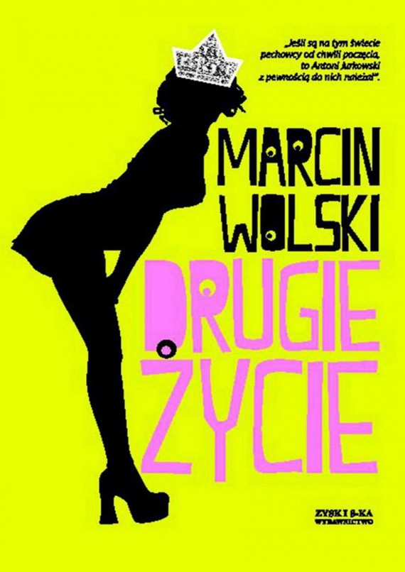okładka Drugie życie, Ebook | Marcin Wolski
