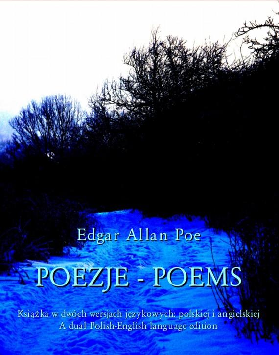 okładka Poezjeebook | epub, mobi | Edgar Allan Poe