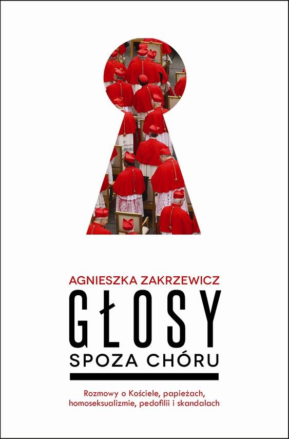 okładka Głosy spoza chóruebook | epub, mobi | Agnieszka Zakrzewicz