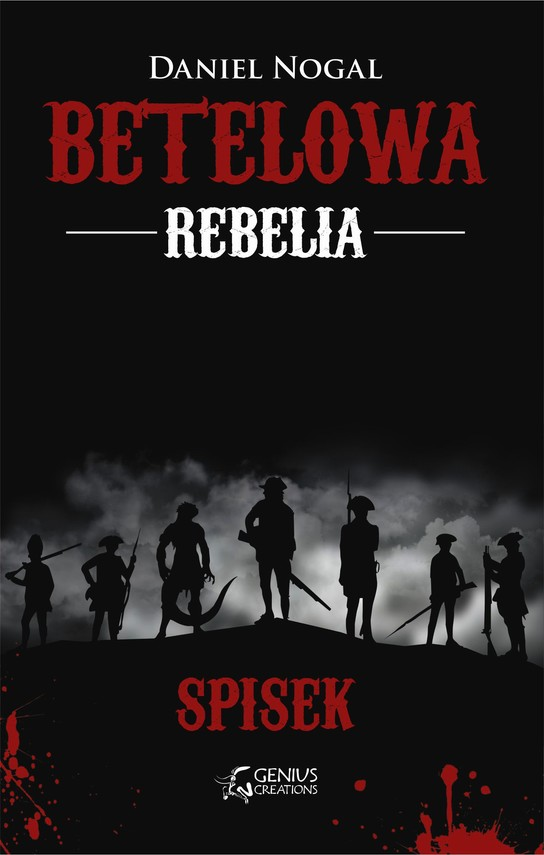 okładka Betelowa rebelia, Ebook | Daniel Nogal