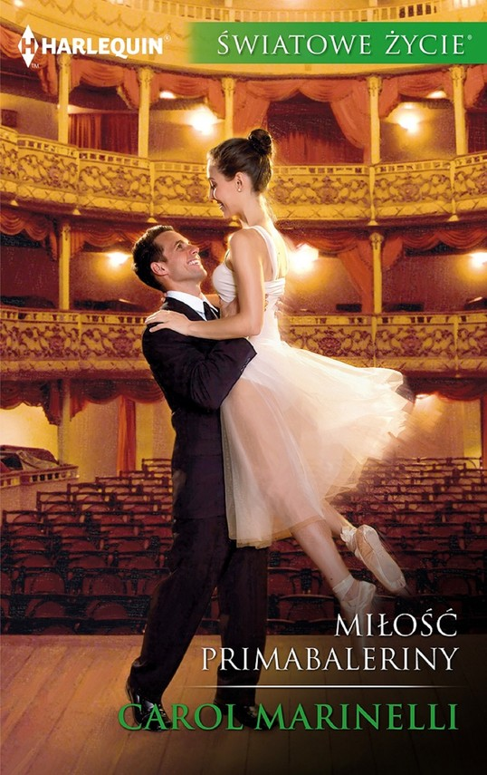 okładka Miłość primabalerinyebook | epub, mobi | Carol Marinelli