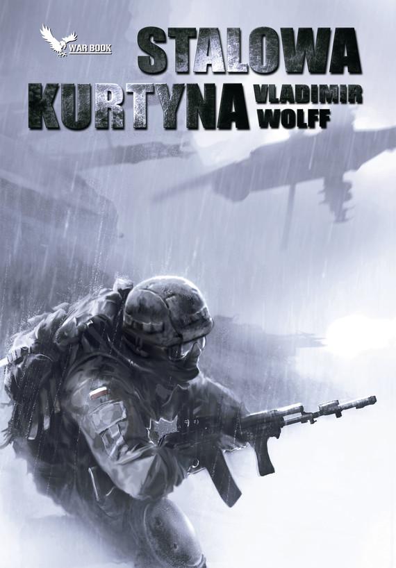 okładka Stalowa kurtynaebook   epub, mobi   Vladimir Wolff