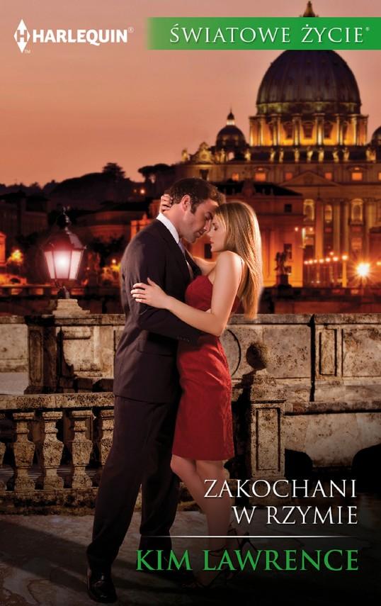 okładka Zakochani w Rzymieebook | epub, mobi | Kim Lawrence