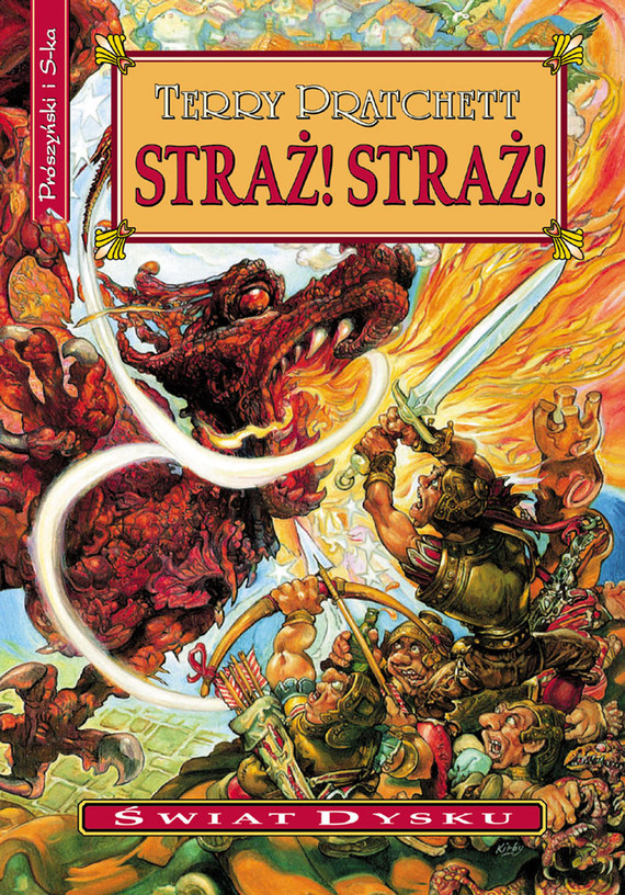 okładka Straż! Straż!, Ebook | Terry Pratchett