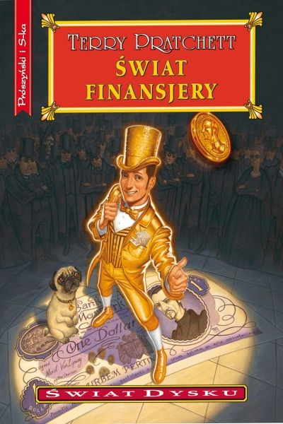 okładka Świat finansjery, Ebook | Terry Pratchett