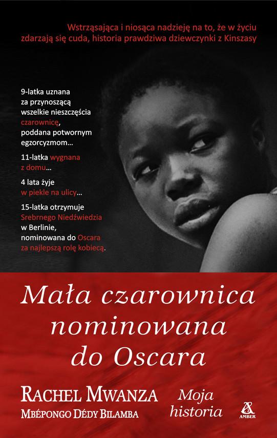 okładka Mała czarownica nominowana do Oscaraebook | epub, mobi | Rachel Mwanza