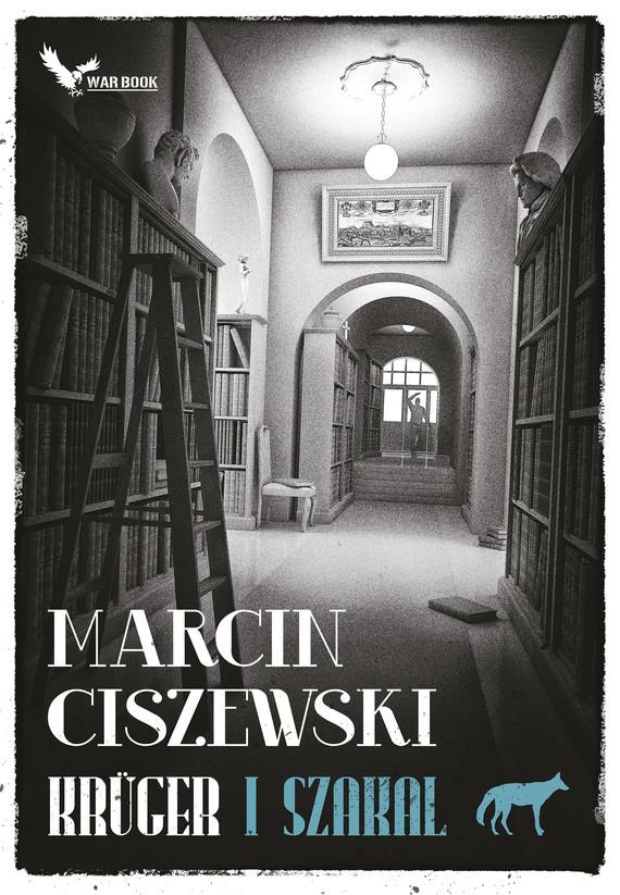 okładka Krüger. Szakalebook   epub, mobi   Marcin Ciszewski