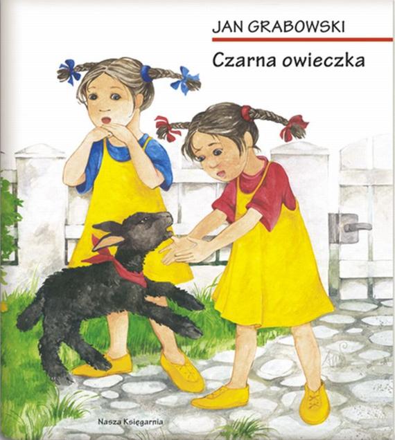 okładka Czarna owieczka, Ebook | Jan Grabowski
