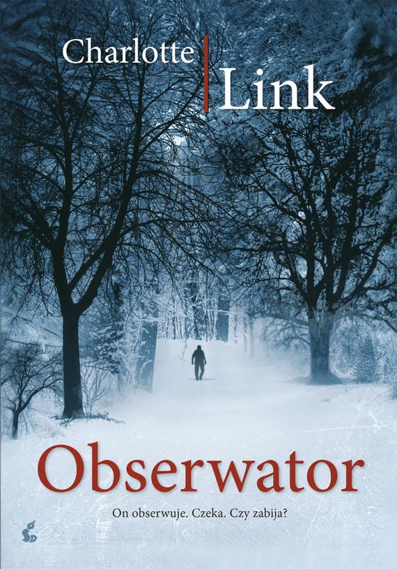 okładka Obserwator, Ebook | Charlotte Link