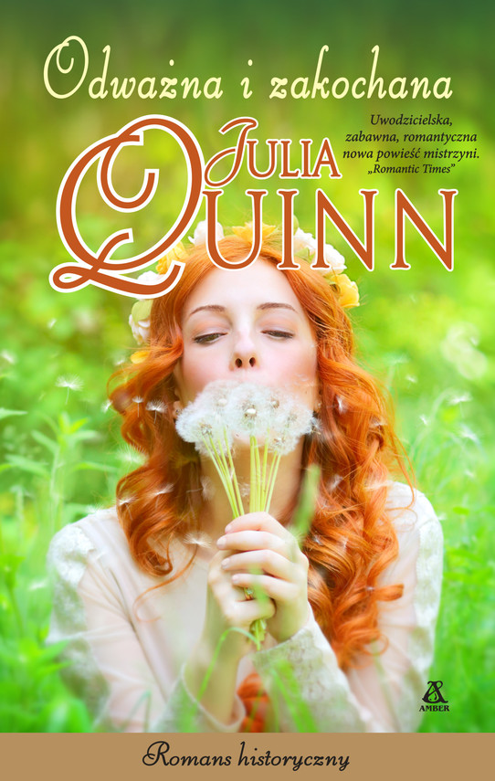 okładka Odważna i zakochanaebook | epub, mobi | Julia Quinn