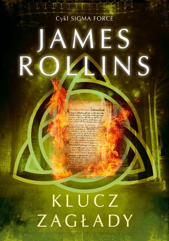 okładka Klucz Zagłady, Ebook | James Rollins