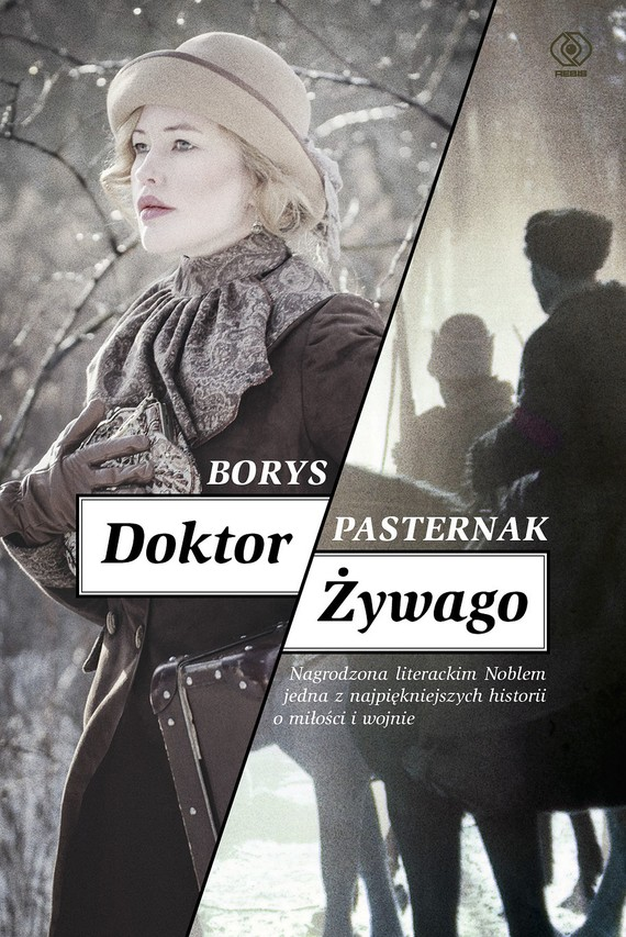 okładka Doktor Żywago, Ebook   Borys Pasternak