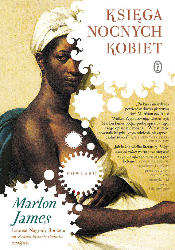 okładka Księga nocnych kobiet, Ebook | Marlon James