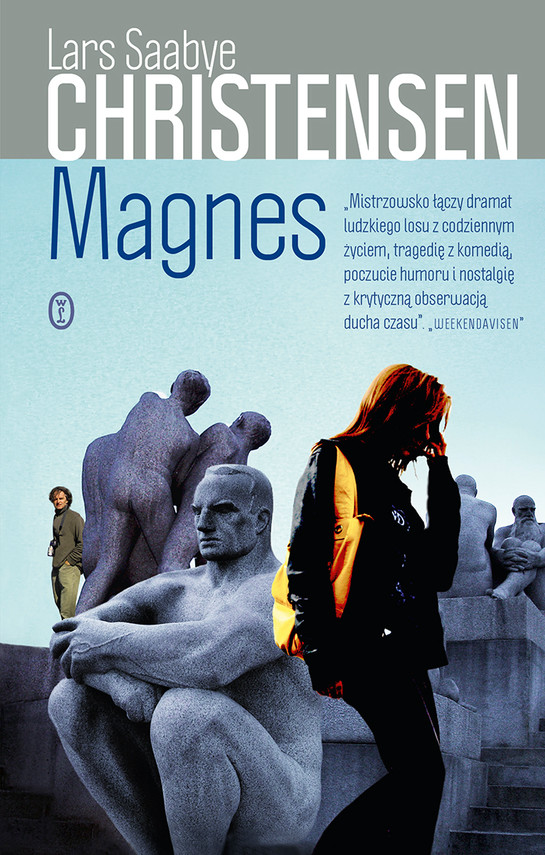 okładka Magnesebook | epub, mobi | Lars Saabye Christensen