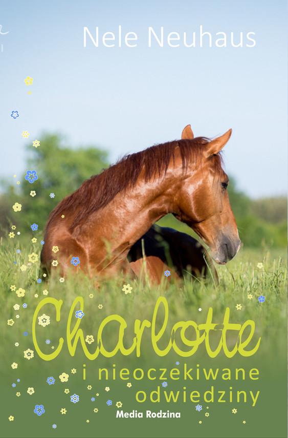 okładka Charlotte i nieoczekiwane odwiedzinyebook   epub, mobi   Nele Neuhaus