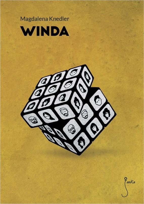 okładka Windaebook | epub, mobi | Magdalena  Knedler