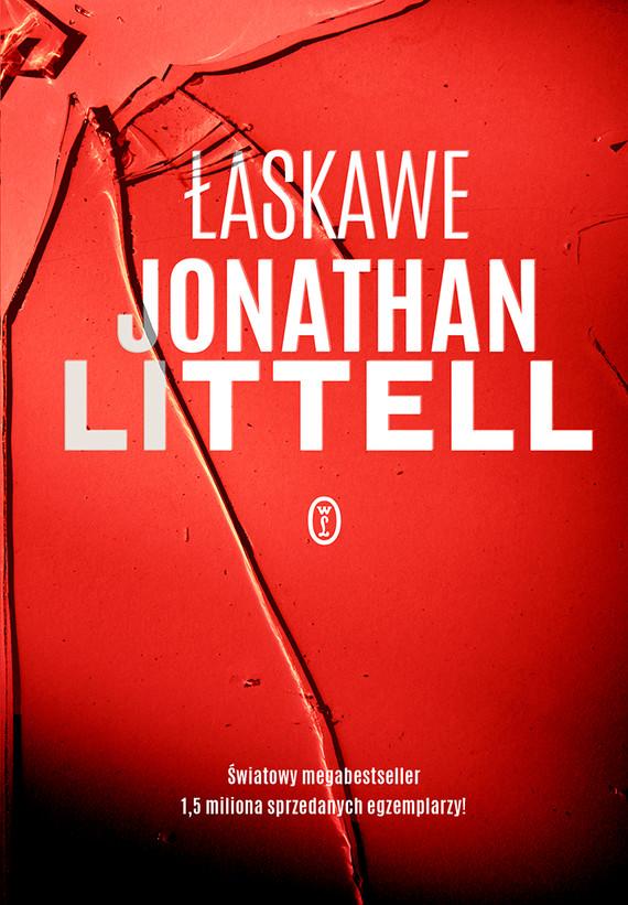 okładka Łaskawe, Ebook | Jonathan Littell