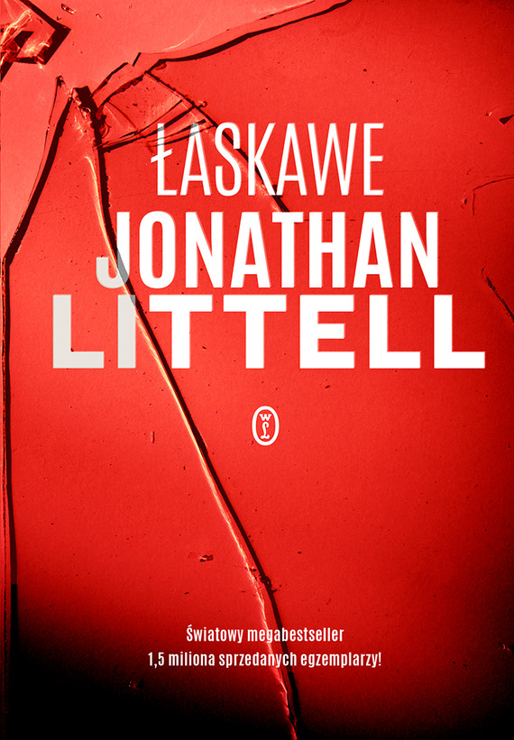 okładka Łaskaweebook   epub, mobi   Jonathan Littell