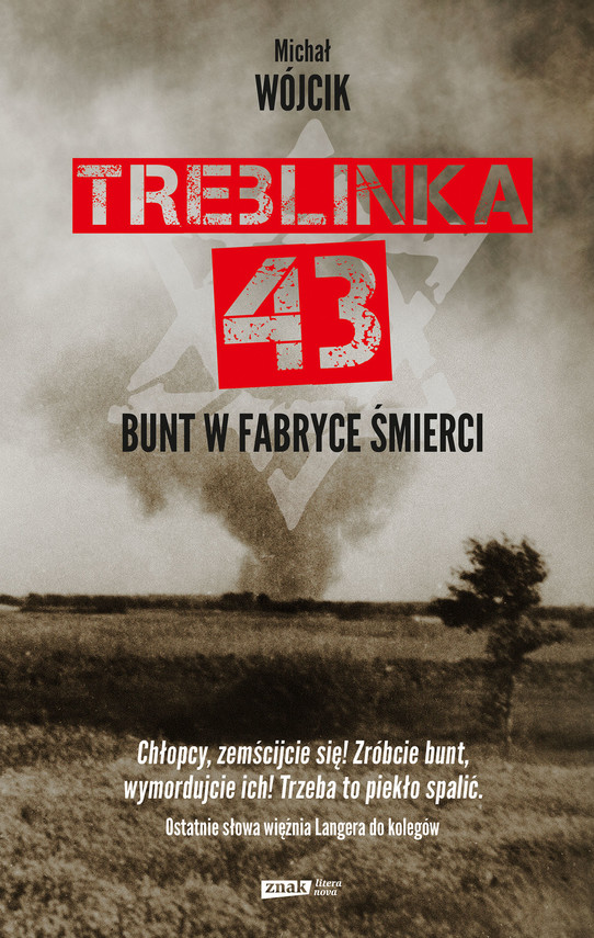 okładka Treblinka 43ebook | epub, mobi | Michał Wójcik