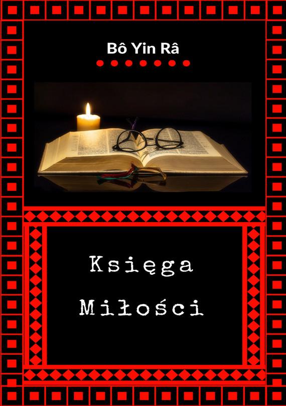 okładka Księga miłości, Ebook   Bô Yin Râ