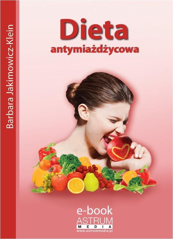 okładka Dieta antymiażdżycowa, Ebook | Barbara Jakimowicz-Klein