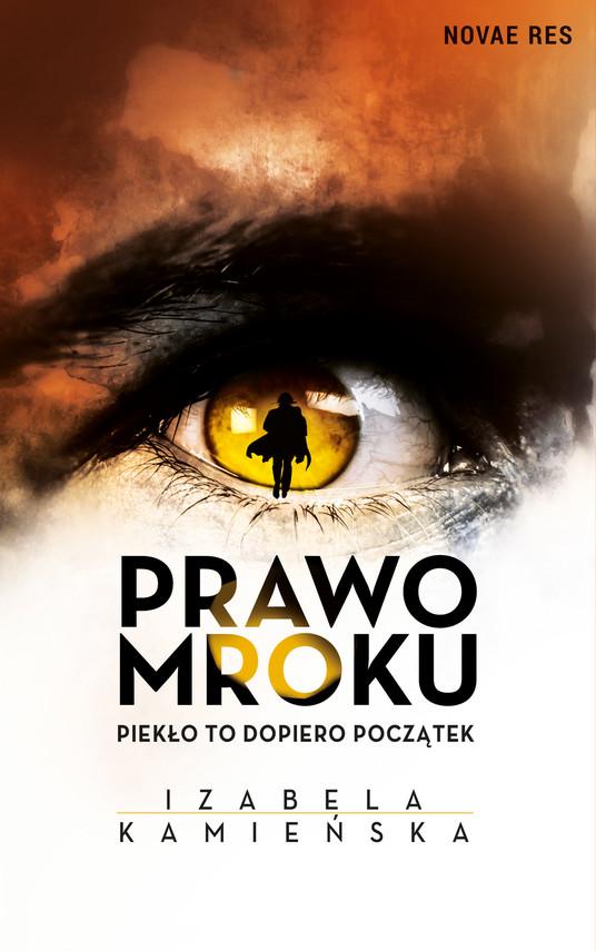 okładka Prawo Mrokuebook   epub, mobi   Izabela Kamieńska