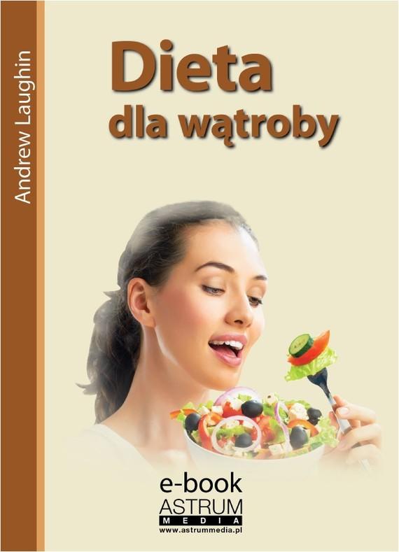 okładka Dieta dla wątrobyebook   pdf   Andrew  Laughin