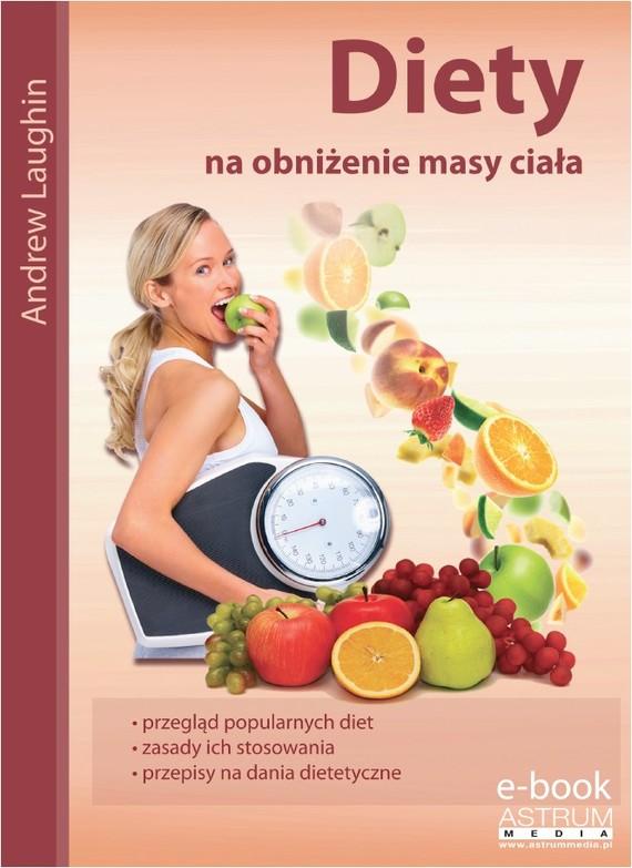 okładka Diety na obniżenie masy ciała, Ebook   Marzena Dalecka