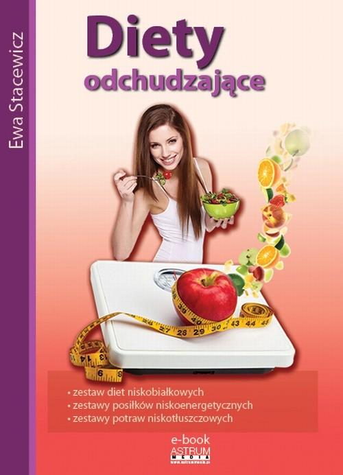 okładka Diety odchudzające, Ebook   Ewa Stacewicz