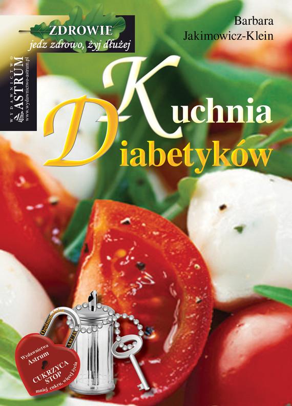 okładka Kuchnia diabetykówebook | pdf | Barbara Jakimowicz-Klein