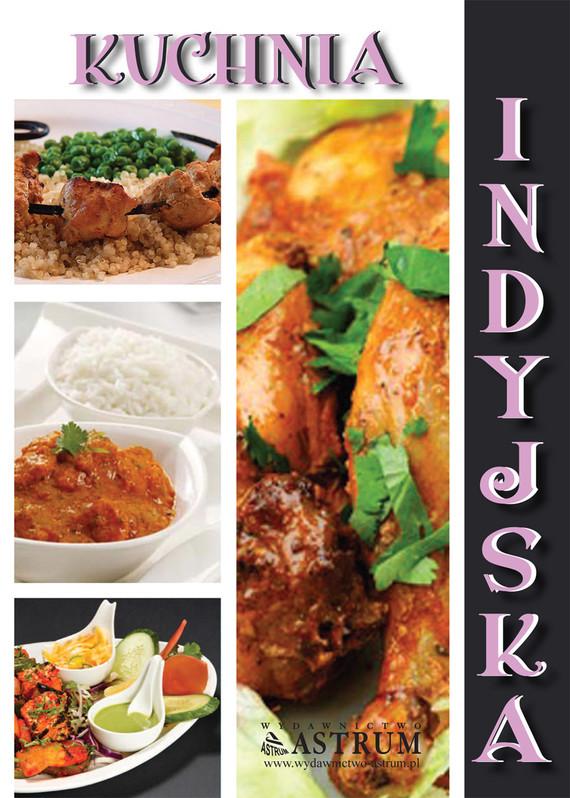 okładka Kuchnia indyjska, Ebook   Opracowanie zbiorowe