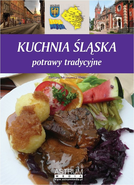 okładka Kuchnia śląska, Ebook | Barbara Jakimowicz-Klein