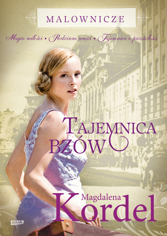okładka Malownicze. Tajemnica bzów, Ebook | Magdalena Kordel