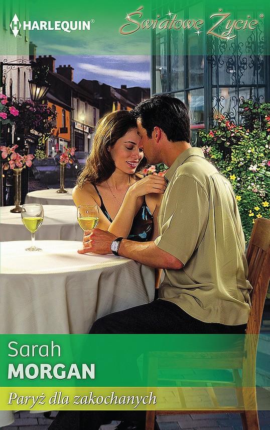 okładka Paryż dla zakochanychebook | epub, mobi | Sarah Morgan