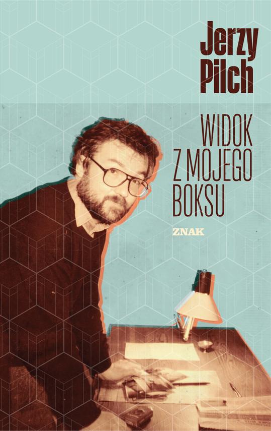 okładka Widok z mojego boksuebook | epub, mobi | Jerzy Pilch