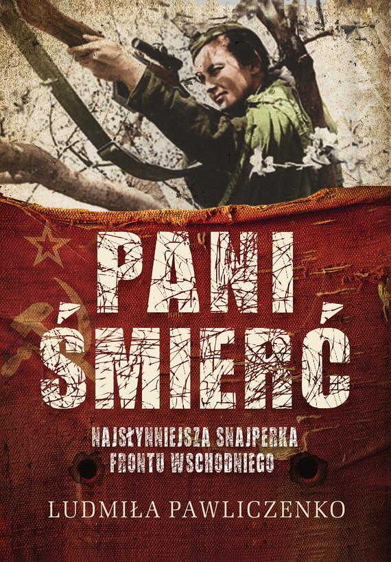okładka Pani Śmierć, Ebook | Ludmiła Pawliczenko