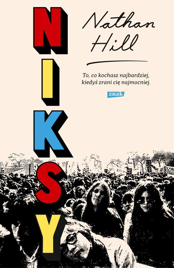 okładka NIKSYebook | epub, mobi | Nathan Hill