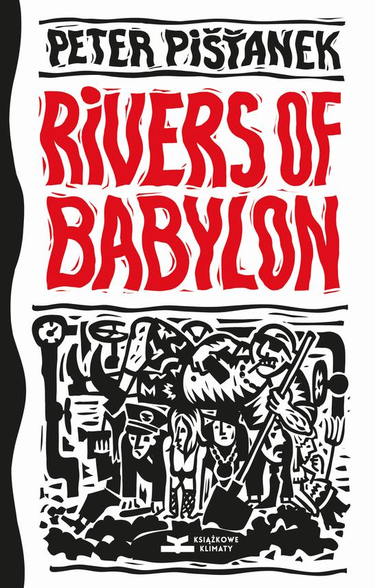 okładka Rivers of Babylonebook | epub, mobi | Peter Pišťanek