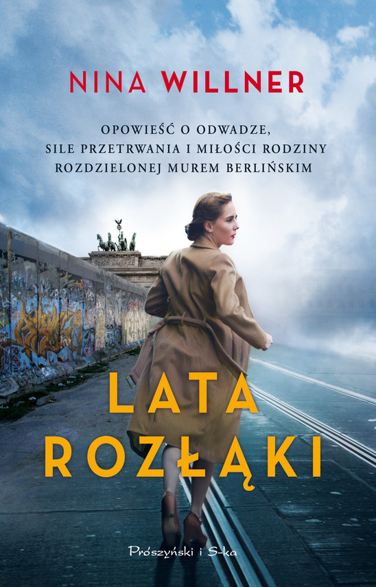 okładka Lata rozłąkiebook | epub, mobi | Nina Willner