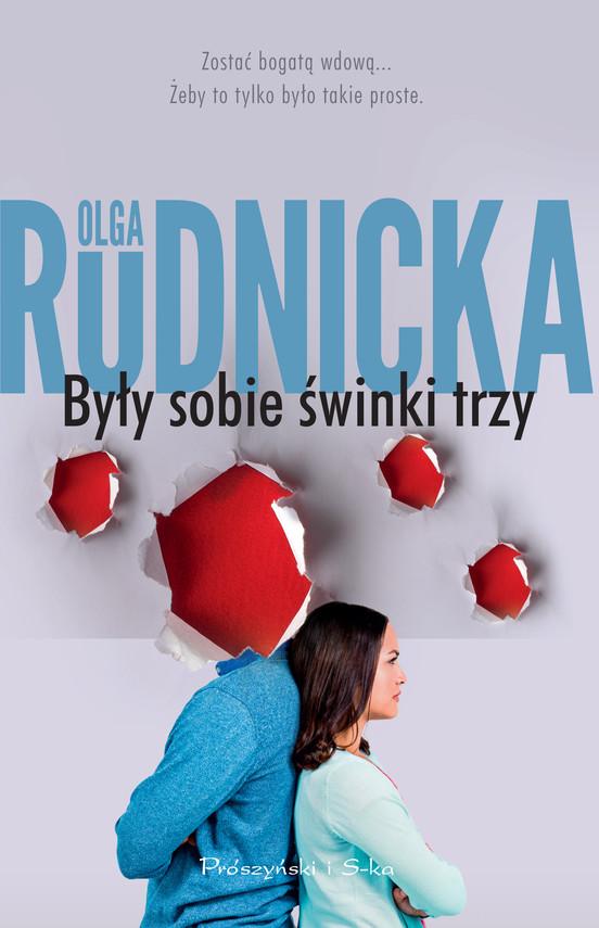 okładka Były sobie świnki trzy, Ebook | Olga Rudnicka