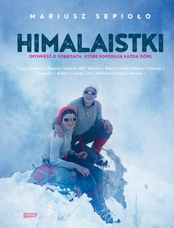 okładka Himalaistkiebook | epub, mobi | Mariusz Sepioło