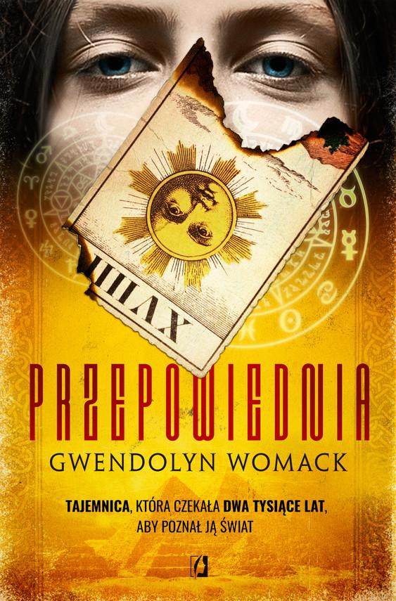 okładka Przepowiedniaebook | epub, mobi | Gwendolyn Womack