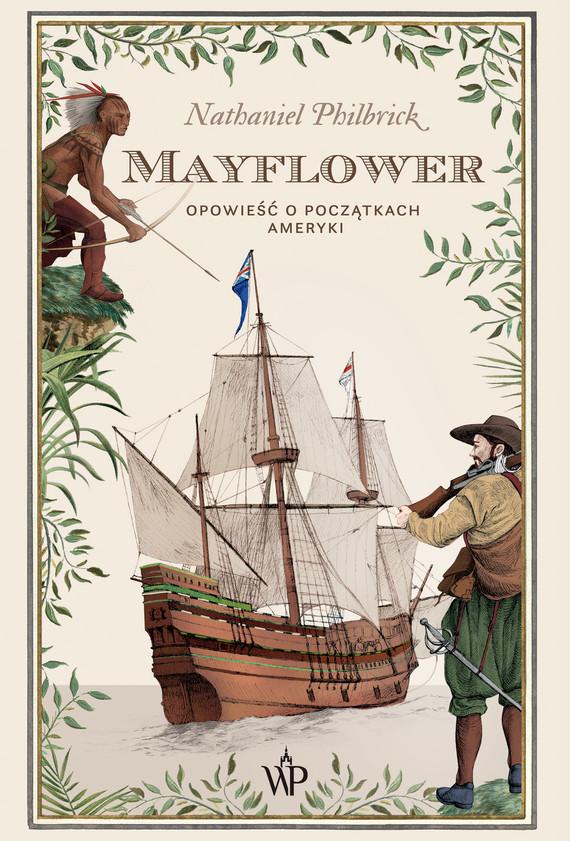 okładka Mayflower, Ebook   Nathaniel Philbrick