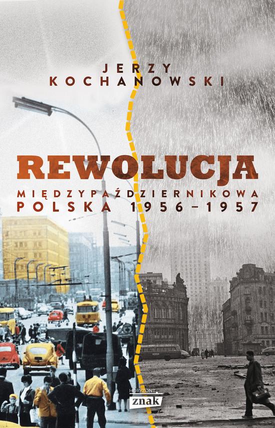 okładka Rewolucja międzypaździernikowaebook | epub, mobi | Jerzy Kochanowski