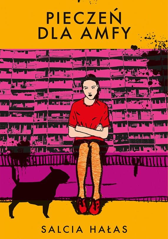 okładka Pieczeń dla Amfy, Ebook | Salcia Hałas