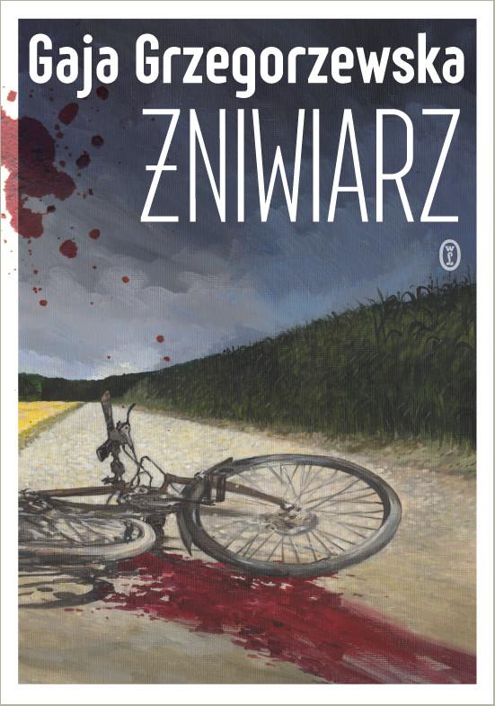 okładka Żniwiarzebook   epub, mobi   Gaja Grzegorzewska
