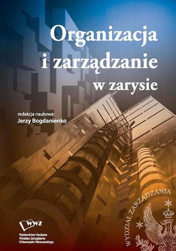 okładka Organizacja i zarządzanie w zarysieebook | pdf | Jerzy  Bogdanienko